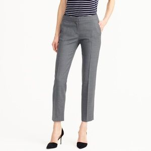 ❄️J. Crew Gray Wool Pants